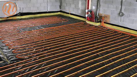 Underfloor Heating Systems Continental Underfloor