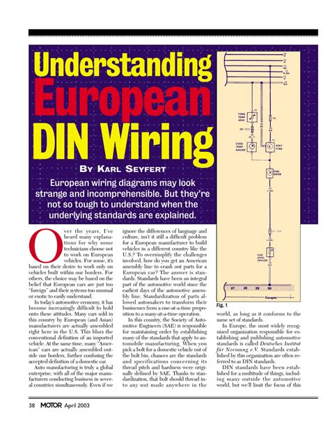 learn to electrical wiring diagrams images wiring diagram understanding european din wiring