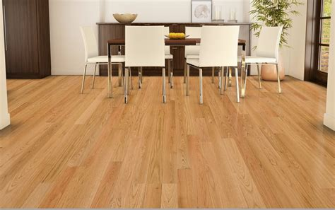 Unfinished Solid and Engineered Hardwood Flooring at