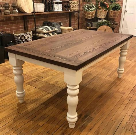 Unfinished Wooden Table Legs for dining Furniture Feet