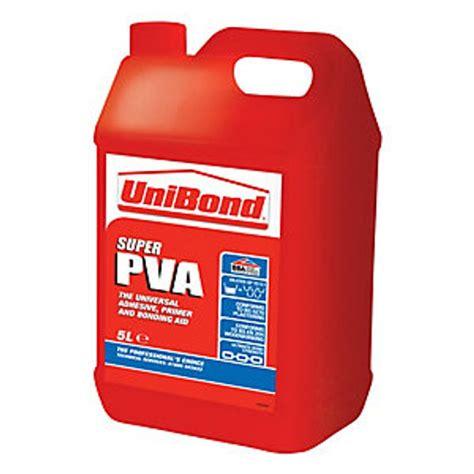 UniBond Super PVA 5L Wickes