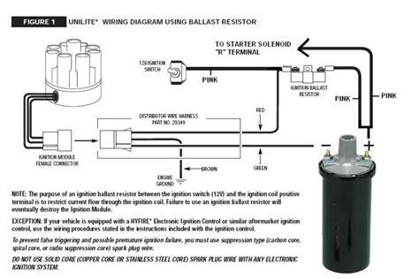 mallory distributor wiring diagram unilite images unilite distributor wiring diagram mallory unilite