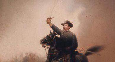 Union Colonel Phil Sheridan s Valiant Horse History