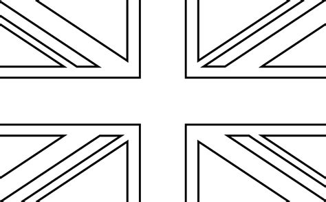 Union Jack coloring page Free Printable Coloring Pages
