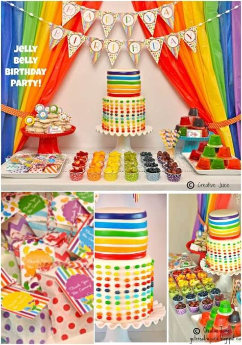 Unique First Birthday Party Ideas for Girls No Princess
