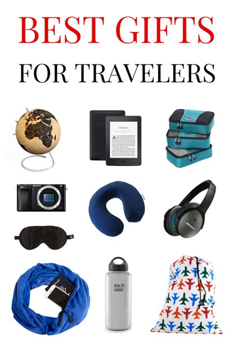 Unique Leisure Gifts Top Travel Gifts for Men Women