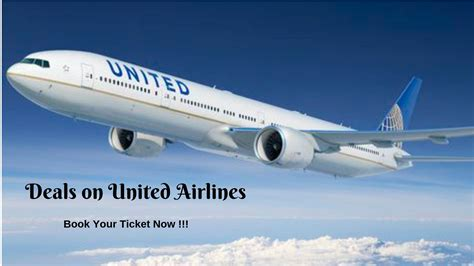 United Airlines Book Cheap United Flights Online