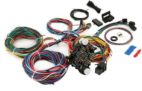 Universal Automotive Wiring Harnesses HotRodWires