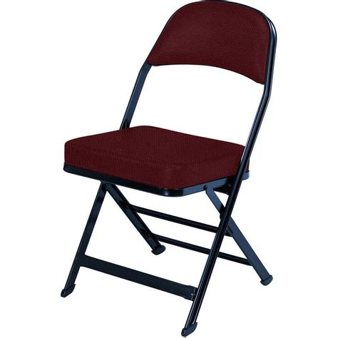 Upholstered Folding Chairs Padded Folding Chairs