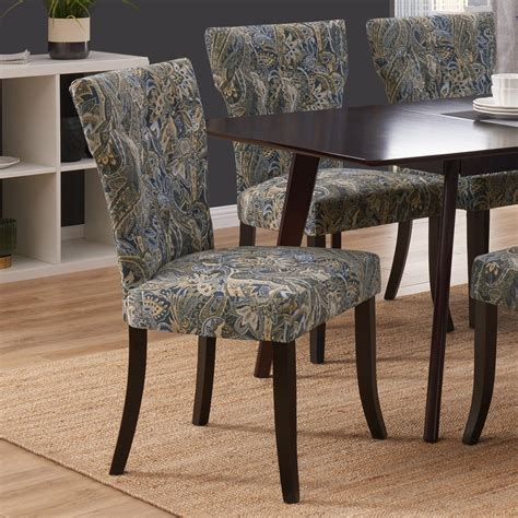 Upholstered dining chairs Etsy