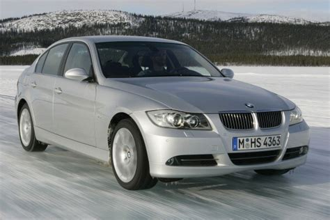 Used 2007 BMW 3 Series Pricing Features Edmunds