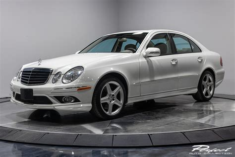 Used 2009 Mercedes Benz E Class for Sale on Edmunds