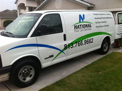 Used Butler Carpet Cleaning Van For Sale 11900