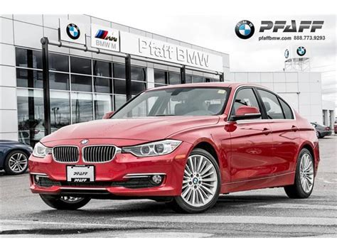 Used Cars SUVs Trucks for Sale in Mississauga Pfaff BMW