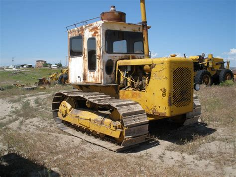 Used Caterpillar Parts Equipment Crawlers