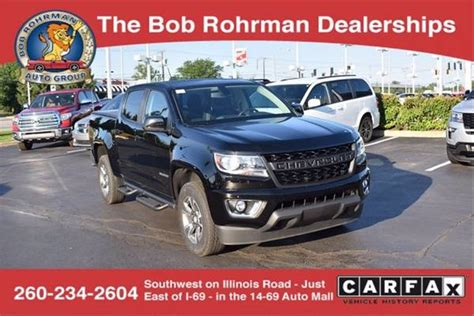Used Chevrolet Colorado for Sale in Fort Wayne IN Edmunds