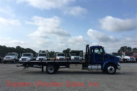 Used Tow Trucks for Sale Wreckers Carriers Side Pullers