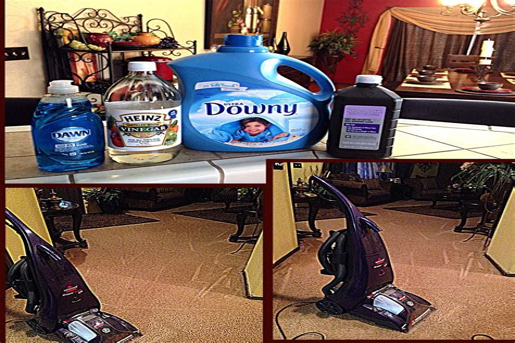 Using Vinegar to Clean Carpet E B Carpet Cleaning