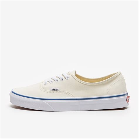 VANS Authentic Shoe True White 721356 Size Mens 8