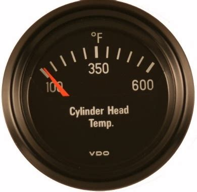 auto meter temperature gauge wiring diagram images vdo 600f cylinder head temperature cht gauge cockpit