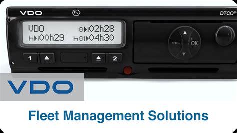 vdo fuel gauge wiring diagram images amp gauge wiring diagram vdo tachograph and fleet solutions