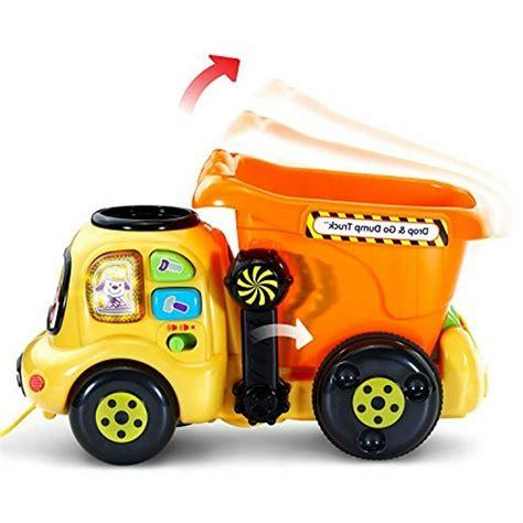 VTech Drop Go Dump Truck Target