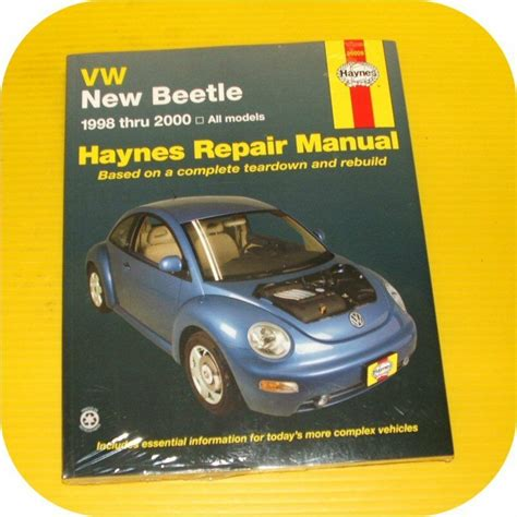 VW Service manuals Instruction Manual