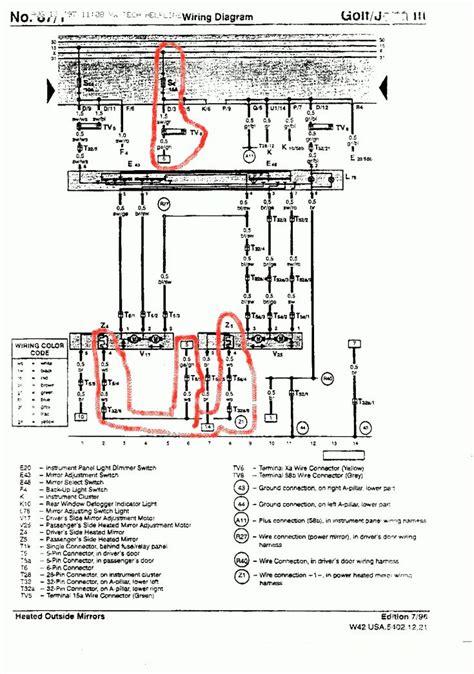 golf vr ecu wiring diagram images archive toyota conquest  vwvortex golf mk3 vr6 wiring diagrams