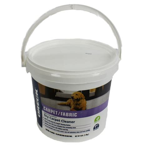 Vacuum Accessories Oreck Dry Carpet Cleaning Powder