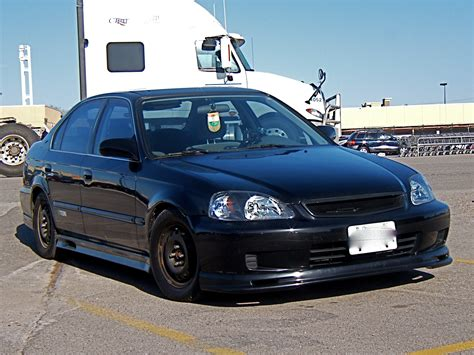 Vehicle Specifications 2000 Honda Civic Coupe Honda