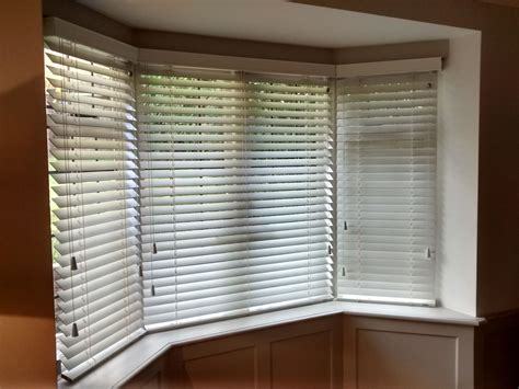 Venetian Blinds for Bay Windows Bay Window Blinds