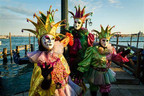 Venice Carnival FAQS