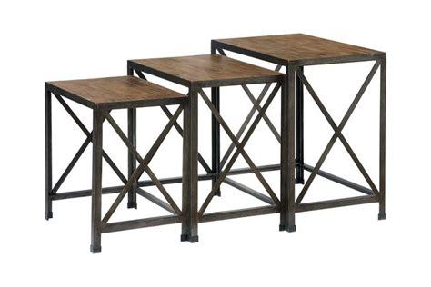 Vennilux End Table Set of 3 Ashley Furniture HomeStore