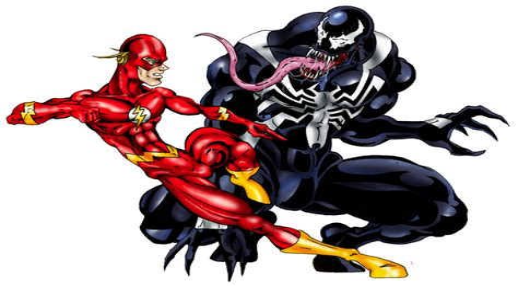 Venom Vs Spiderman GamesBox FLASH