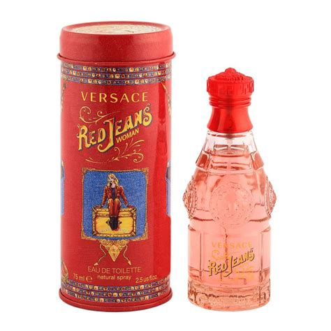 Versace Red Jeans Eau de Toilette 75ml Boots