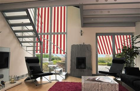 Vertical Awnings An Alternative to Window Blinds and