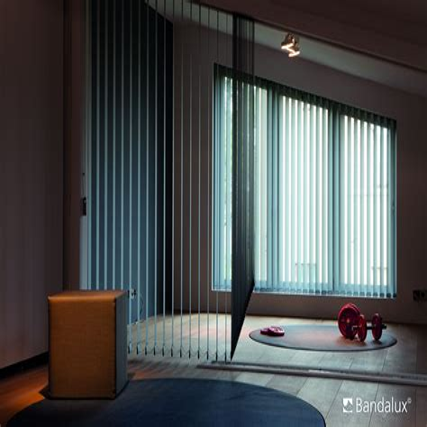 Vertical blinds range web blinds