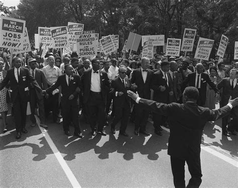 Veterans of the Civil Rights Movement History