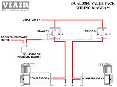 viair wiring diagram images wiring diagram c er van  viair dual air compressor wiring plumbing schematic