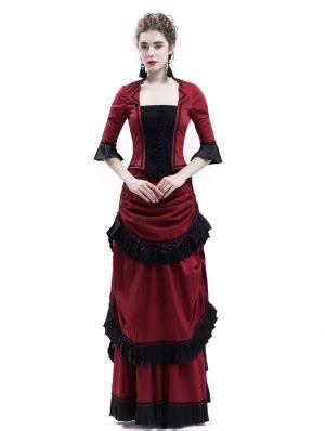 Victorian Clothing at DevilNight UK Online Store