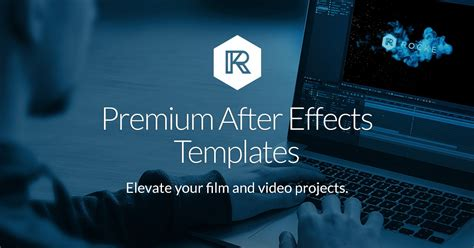 Video Elements After Effects Templates RocketStock