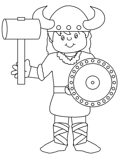 Vikings coloring pages Free Coloring Pages