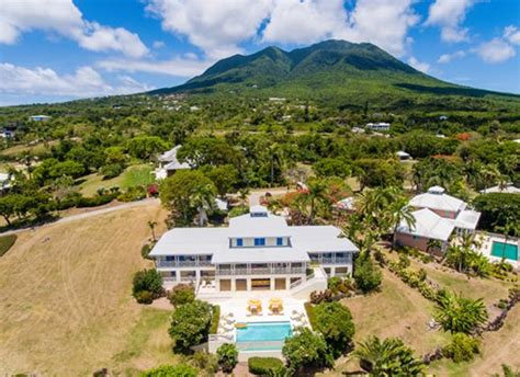 Villas for Sale Sugar Mill Real Estate Nevis West Indies