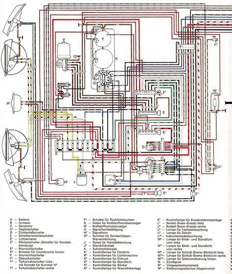 wiring diagram generator images vintagebus com vw bus and other wiring diagrams