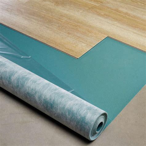 Vinyl Flooring Underlayment