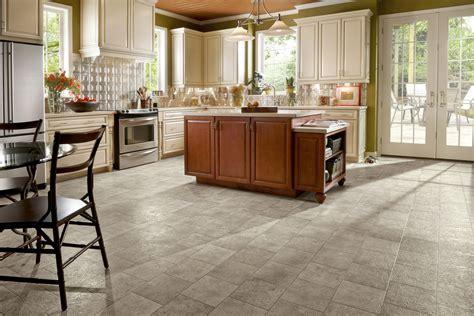 Vinyl Kitchen Flooring Information The Spruce