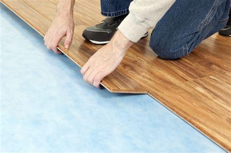 Vinyl Plank flooring question underlayment
