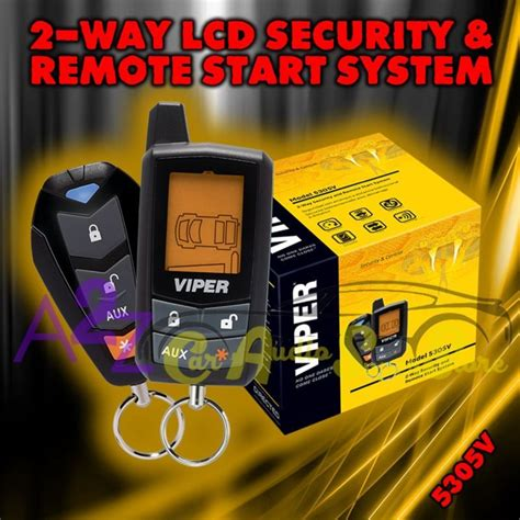Viper Car Alarm Installation Video with remote lock and