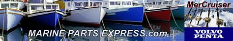 Volvo Penta Mercruiser and more Marine Parts Express