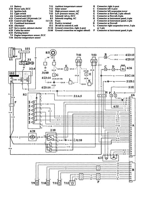 daves volvo engine wire harness page 960 and s90 images volvo wiring diagrams